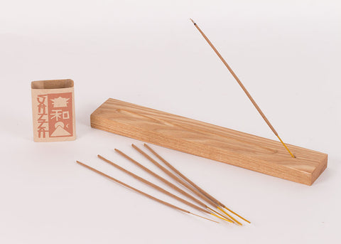 Satta Incense Holder | Ash Wood