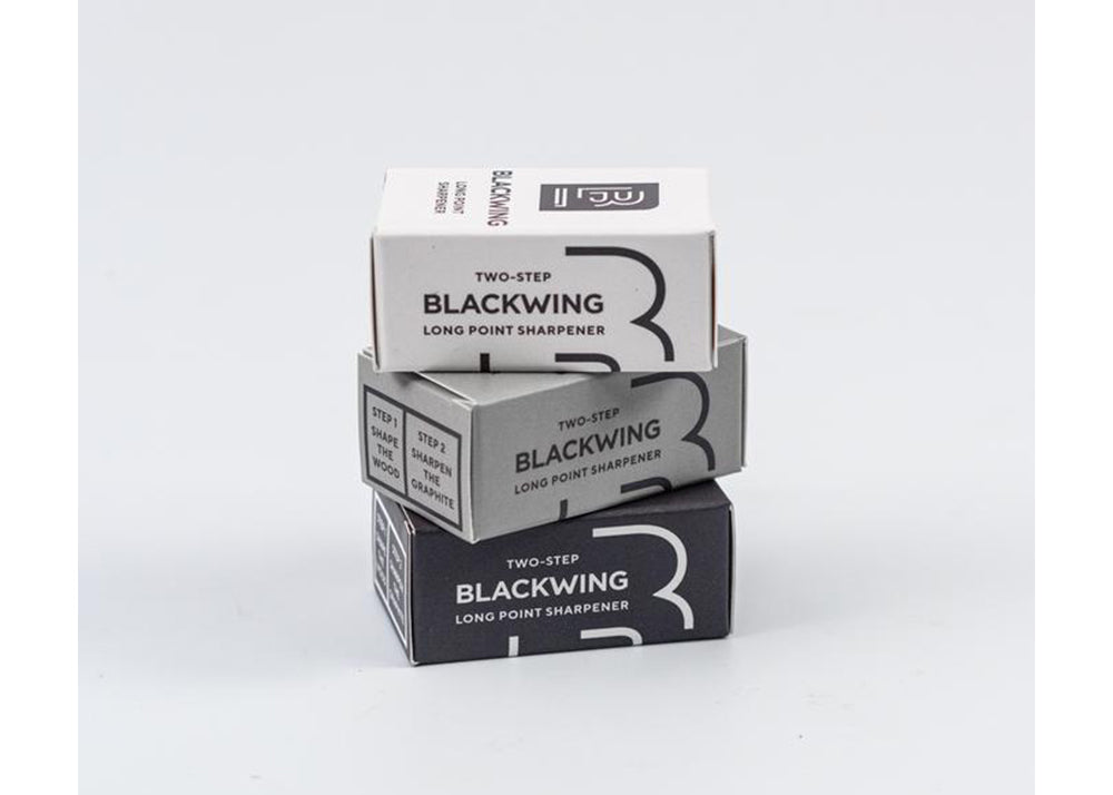 Blackwing Two Step Long Point Pencil Sharpener