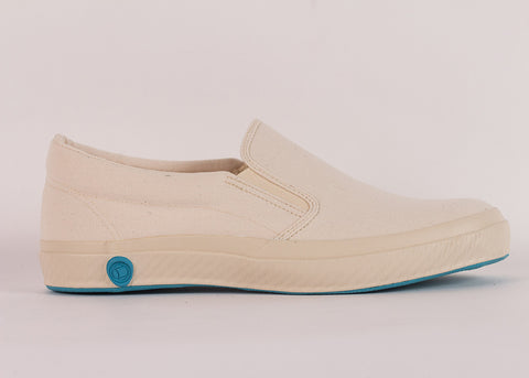 Shoes Like Pottery Natural Canvas | Slip On