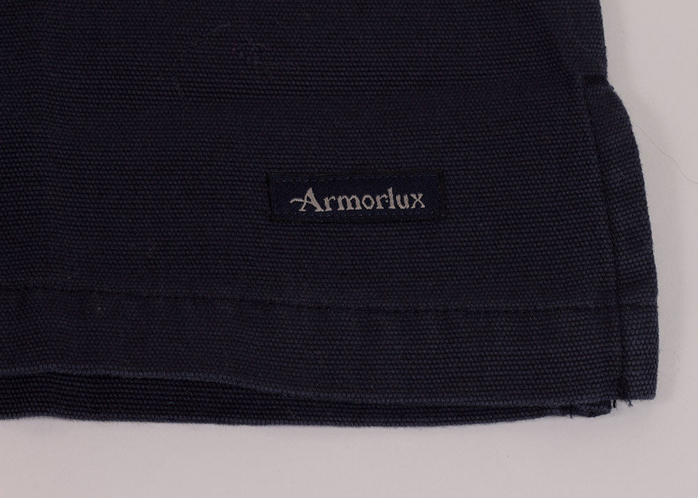 Armor-Lux Cotton Drill Fisherman Smock | Navy