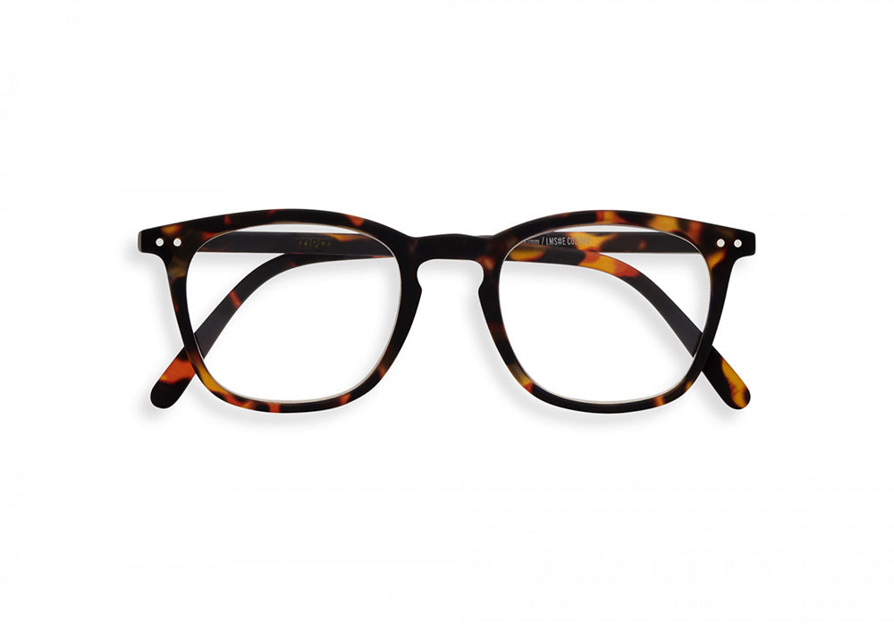 Izipizi #E Reading Glasses | Tortoise