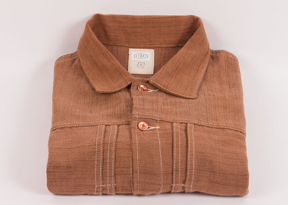 Story MFG Sundae Jacket | Biotic Brown