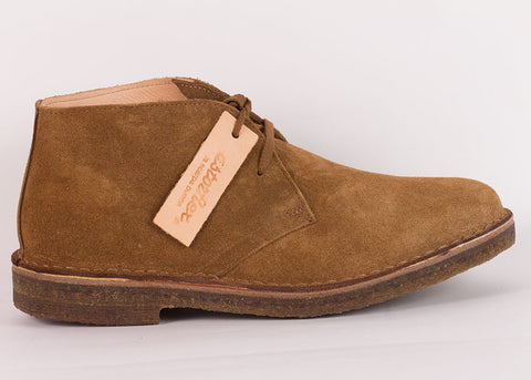 Astorflex Greenflex Desert Boot | Whiskey