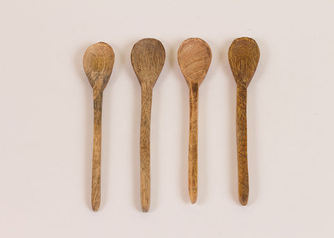 Fog Linen Work mango wood spoon - small