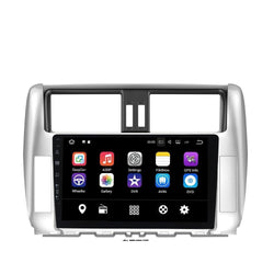"10.2"" Octa-core Quad-core Android Navigation Radio for Toyota Prado 2010 - 2013"
