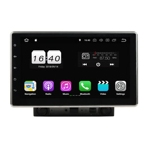 "10.1"" Universal Android 10.0 Navigation Radio for with Motorized rotatable"