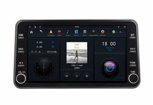 "[ Px6 - Six core] 11.8"" Android 9.0 Navigation Radio for Jeep Wrangler 2011 - 2017"
