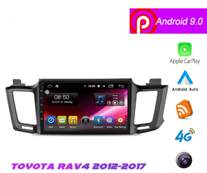 "10.1"" Android 9 Navigation Radio for Toyota RAV4 2012 - 2017"