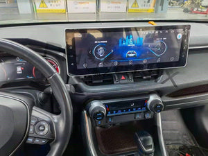 "15.5""IPS Touch Vertical Eight - core Android 9.0 Navigation Screen Radio for Toyota Corolla Levin 2019 - 2020"