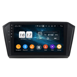 "10.2"" Octa-Core Android Navigation Radio for VW Volkswagen Passat 2016 2017"
