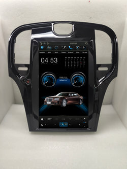 "[ PX6 SIX-CORE ] 13.3"" Vertical Screen Android 9.0 Navigation Radio for Chrysler 300C 2013-2019"