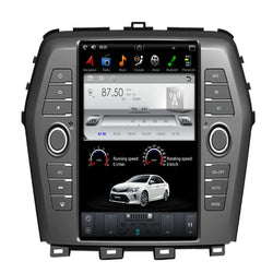 "[ PX6 six-core ] 10.4"" Vertical Screen Android 9 Fast boot Navigation Radio for Nissan Maxima 2016 2017"