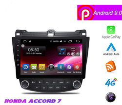 "10.1"" Android 9 Navigation Radio for Honda Accord 7 Gen"