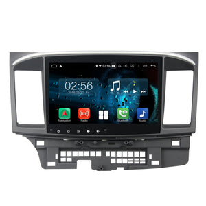 "10.2"" Octa-core Quad-core Android Navigation Radio for Mitsubishi Lancer EX 10 Galant 2007 - 2017"