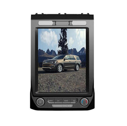 "[ PX6 SIX-CORE ] 12.1"" Android 9 Fast boot Navigation Radio for Ford expedition F150 2018"