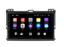 "8"" Octa-core Quad-core Android Navigation Radio for Toyota Prado 2004 - 2009"