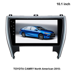 "10.1"" Octa-core Quad-core Android Navigation Radio for Toyota Camry 2015 -"