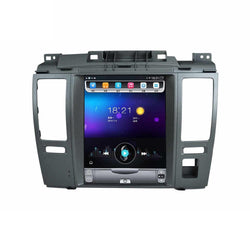 "10.4"" Vertical Screen Android Navigation Radio for Nissan Tiida 2008"