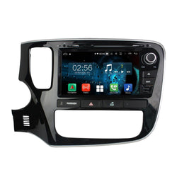 "8"" Octa-core Quad-core Android Navigation Radio for Mitsubishi Outlander 2014 - 2019"