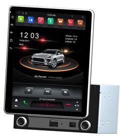 "9.7"" Universal Vertical Screen Android 10.0 Navigation Radio"