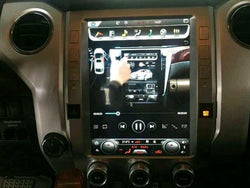 "[Open Box] 12.1"" Android Navigation Radio for Toyota Tundra 2014 - 2018"