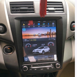 "[ PX6 six-core ] 10.4"" Vertical Screen Android 9 Fast Boot Navigation Radio for Toyota RAV4 2006 - 2012"