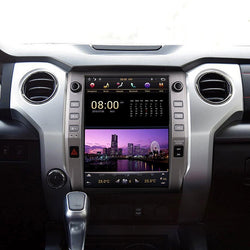 "[Open box] 12.1"" Android 7.1/8.1 Fast Boot Vertical Screen Navi Radio for Toyota Tundra 2014 - 2019"