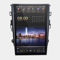 "Open box [ PX6 SIX-CORE ] 13.6"" Vertical screen Android 8.1 Navigation radio for Ford Fusion 2013-2020"