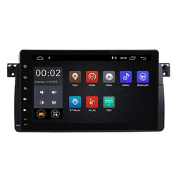 "9"" Octa-Core Android Navigation Radio for BMW 3 Series M3 1999 - 2004"
