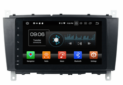"8"" Quad core Android Navigation Radio for Mercedes-Benz CLK C-class G series 2004 - 2012"