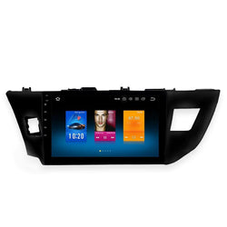 "10.2"" Octa-core Quad-core Android Navigation Radio for Toyota Corolla 2014-2016"
