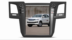 "12.1"" Vertical Screen Android 7.1 Navigation Radio for Toyota fortuner 2004 - 2015"