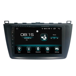 "9"" Octa-Core Android Navigation Radio for Mazda 6 2009 - 2013"
