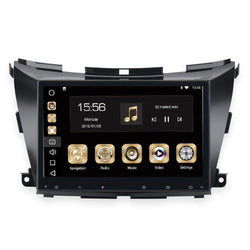 "10.2"" Octa-core Quad-core Android Navigation Radio for Nissan Murano 2015 - 2018"
