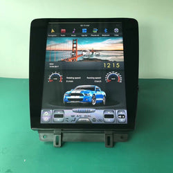 "[ PX6 Six-core ] 12.1"" Vertical Screen Android 9 Fast boot Navigation Radio for Ford Mustang 2010 - 2014"