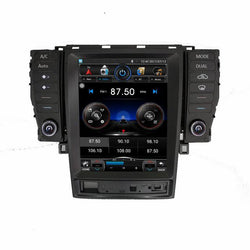 "10.4"" Vertical Screen Android Navigation Radio for Toyota Crown 2012"