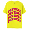 YELLOW PHYSICAL TEE
