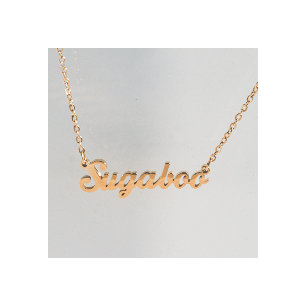 Sugaboo Necklace