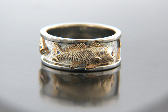 Grand Slam Ring (Redfish Shown)