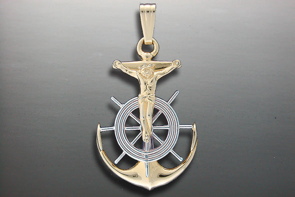 Mariners Crucifix Pendant