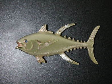 Medium Yellow Fin Tuna Pendant