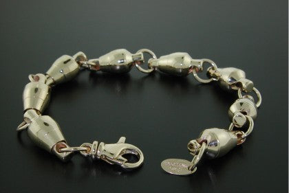 #130 size rotating swivel bracelet