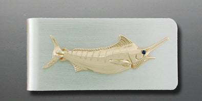 Marlin Money Clip