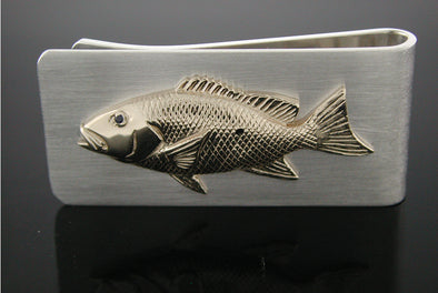 Mutton Snapper Money Clip