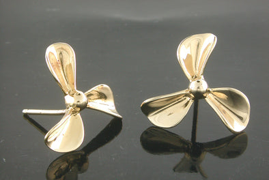 Small Propeller earrings