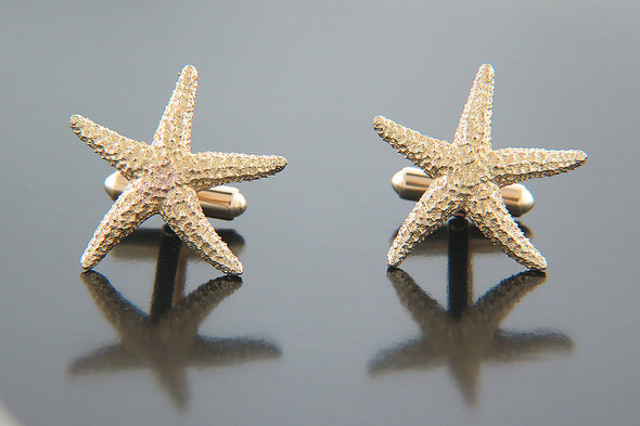Starfish Cuff Links