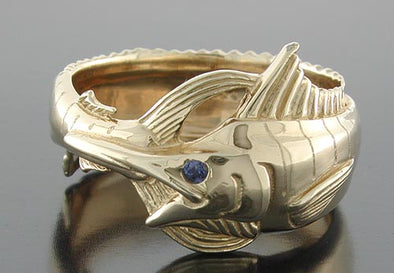 Men's Marlin Wrap Ring