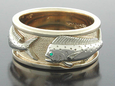 Grand Slam Ring (Bull Dolphin Shown)