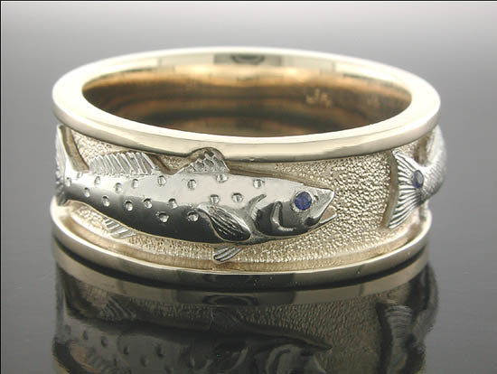 Grand Slam Ring (Sea Trout Shown)