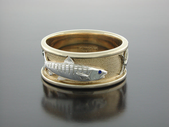 Grand Slam Ring (Bonefish Shown)